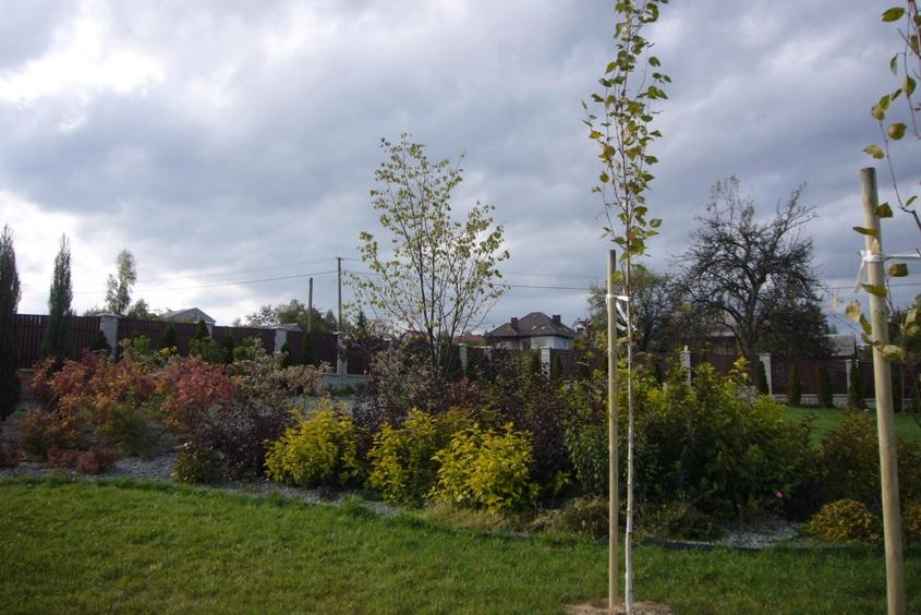 Ogród od podstaw - okolice Zabierzowa